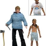 NECA Toys Friday the 13th 25th Anniversary Pamela & Jason Voorhees 8-inch Clothed Action Figure 2-Pack