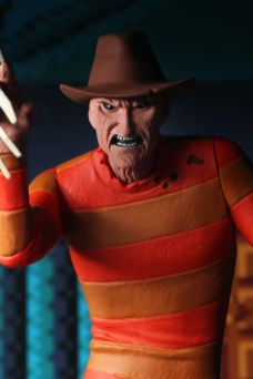 NECA Toys Toony Terrors A Nightmare on Elm Street Video Game Freddy Krueger