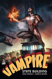 Ablaze Publishing Vampire State Building #2 Cover C by Diego Bernard
