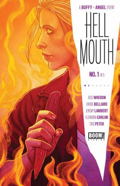 Boom! Studios Hellmouth #1 Cover A by Jenny Frison