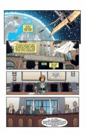 Dark Horse Comics Aliens Rescue #4 Preview Page 1