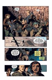 Dark Horse Comics Aliens Rescue #4 Preview Page 3