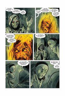 Dark Horse Comics Manor Black #4 Preview Page 5