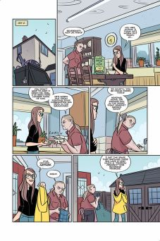 Dark Horse Comics Steeple #2 Preview Page 1