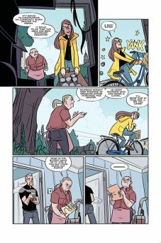 Dark Horse Comics Steeple #2 Preview Page 2