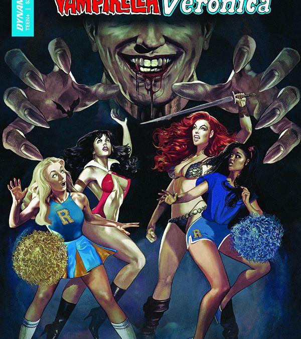 Dynamite Entertainment Red Sonja & Vampirella Meet Betty & Veronica #6 Cover A by Fay Dalton