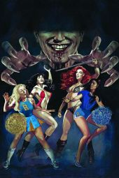 Dynamite Entertainment Red Sonja & Vampirella Meet Betty & Veronica #6 Cover A (Virgin) by Fay Dalton