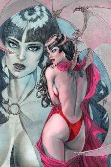 Dynamite Entertainment Vampirella Vol. 5 #4 Cover B (Virgin) by Guillem March