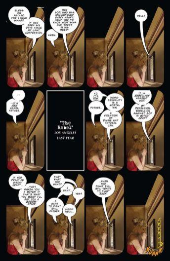 Dynamite Entertainment Vampirella Vol. 5 #4 Preview Page 4