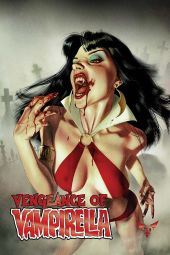 Dynamite Entertainment Vengeance of Vampirella Cover A (Foil) by Joshua Middleton