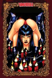 Dynamite Entertainment Vengeance of Vampirella Cover (Icon) by Jae Lee