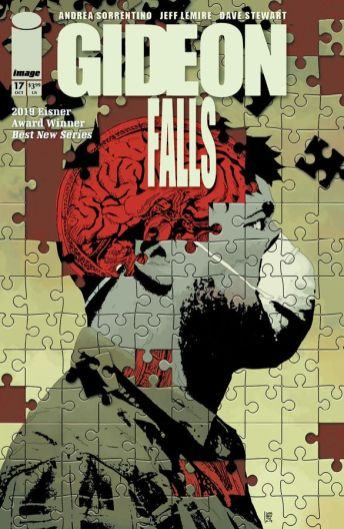 Image Comics Giedon Falls #17 Cover A by Andrea Sorrentino