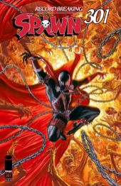 Image Comics Spawn #301 Cover K by Alex Ross
