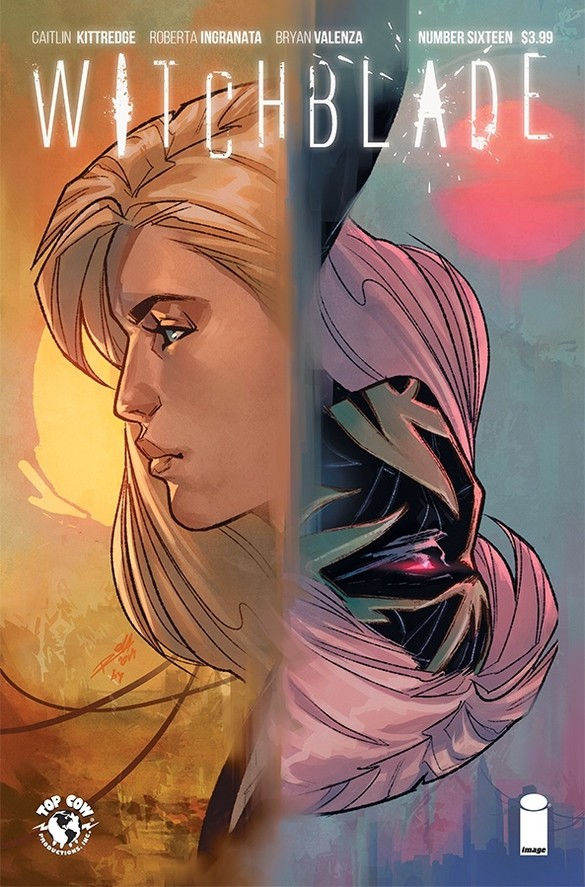 Image Comics & Top Cow Productions Witchblade (2017) #16 Cover A by Roberta Ingranata