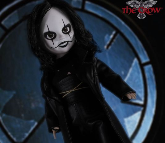 Mezco Toyz Living Dead Dolls Presents The Crow
