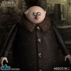 Mezco Toyz 5 Points The Addams Family (2019) Fester Action Figure