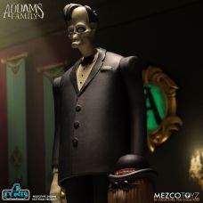 Mezco Toyz 5 Points The Addams Family (2019) Lurch & It Action Figures