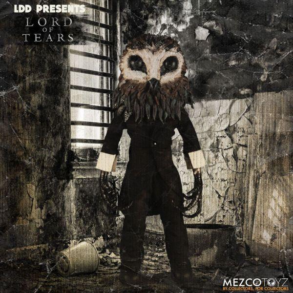 Mezco Toyz Living Dead Dolls Presents Lord of Tears: The Owlman