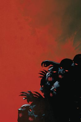 Ablaze Publishing Vampire State Building #3 Cover B by Charlie Adlard