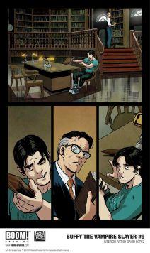 Boom! Studios Buffy the Vampire Slayer #9 Page 8