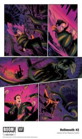 Boom! Studios Hellmouth #2 Preview Page 1