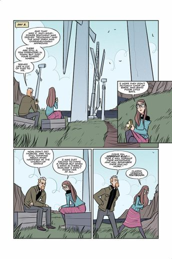 Dark Horse Comics Steeple #3 Preview Page 5