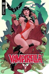 Dynamite Entertainment Vampirella Vol. 5 #5 Cover A by Terry Dodson