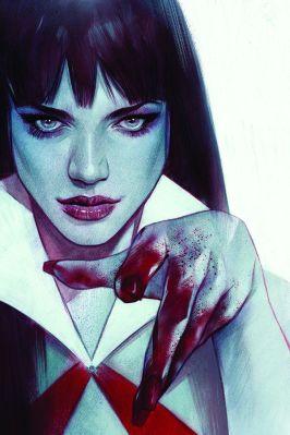 Dynamite Entertainment Vengeance of Vampirella #2 Cover B (Virgin) by Ben Oliver