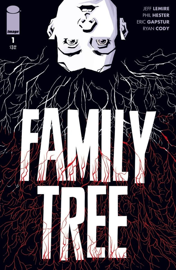 Image Comics Family Tree Cover A by Eric Gapstur, Phil Hester, and Ryan Cody
