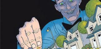 Image Comics Ice Cream Man #16 Cover A by Martin Morazzo