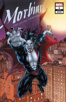 Marvel Morbius (2019) #1 Cover C by Vita Ayala