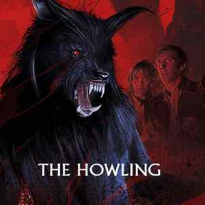 Shout! Factory The Howling Limited Edition Steelbook Blu-ray Cover