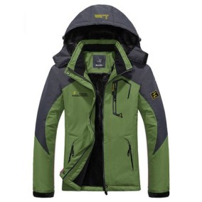 WantDo Women's Waterproof Mountain Jacke 2t