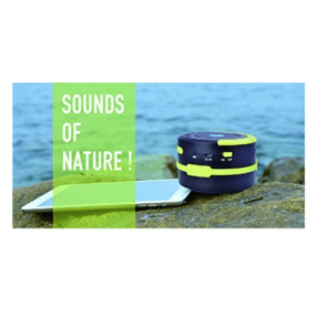 Bluetooth Outdoor Wireless Handfree Calling Speaker 2