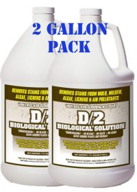 D2 Biological Solution 2 Gallon Value Pack