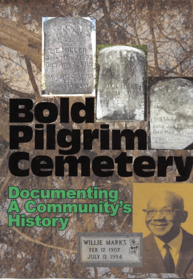 Bold Pilgrim Cemetery Preservation Workshop