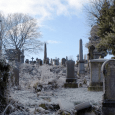 Find a grave in Scotland image