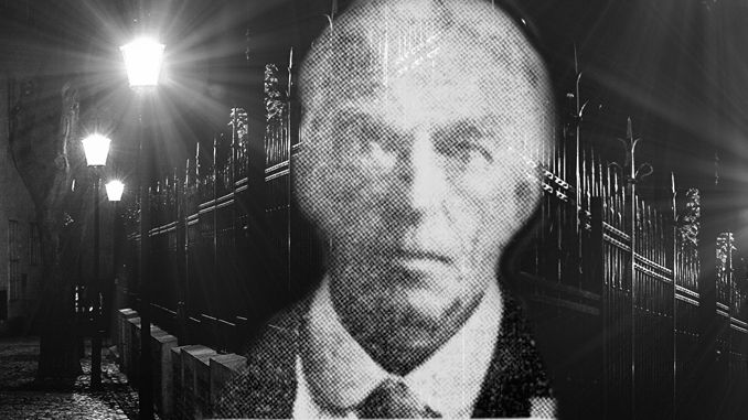 Walter Porroit – is this Jack the Ripper?