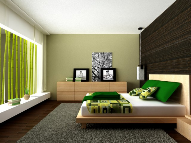 45+ Smart and Minimalist Modern Master Bedroom Design ...