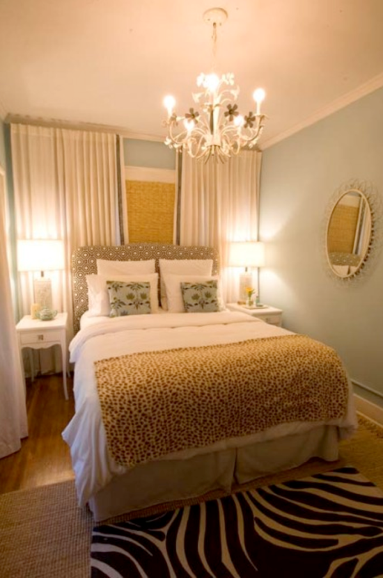 30 Easily Achievable Guest Bedroom Ideas to Make Your ... on Bedroom Ideas Small Room  id=19170