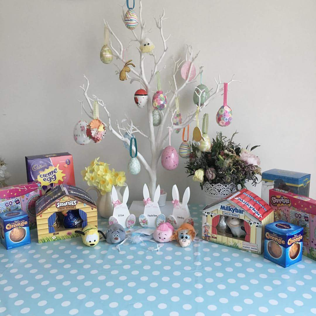 How To Make An Easter Tree 50 Beautiful Eater Decoration