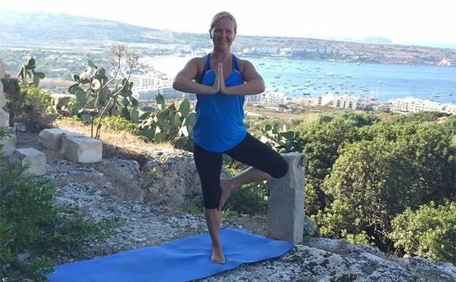 Derfor skal du dyrke yoga som gravid