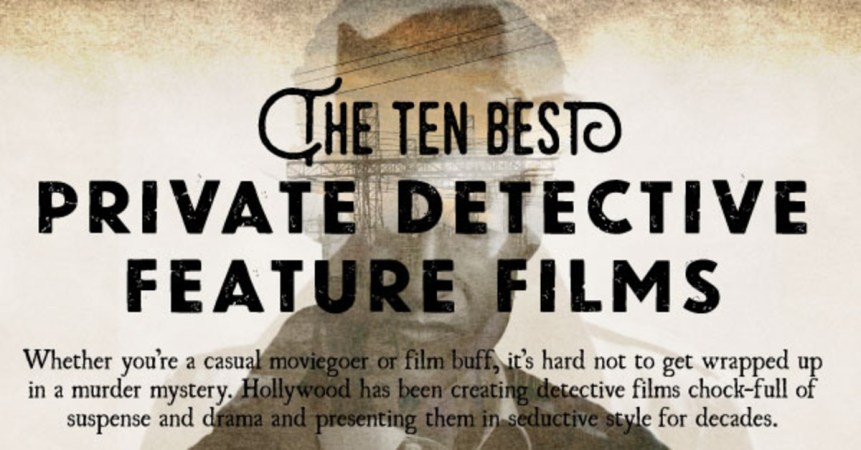 title ten best private detective films