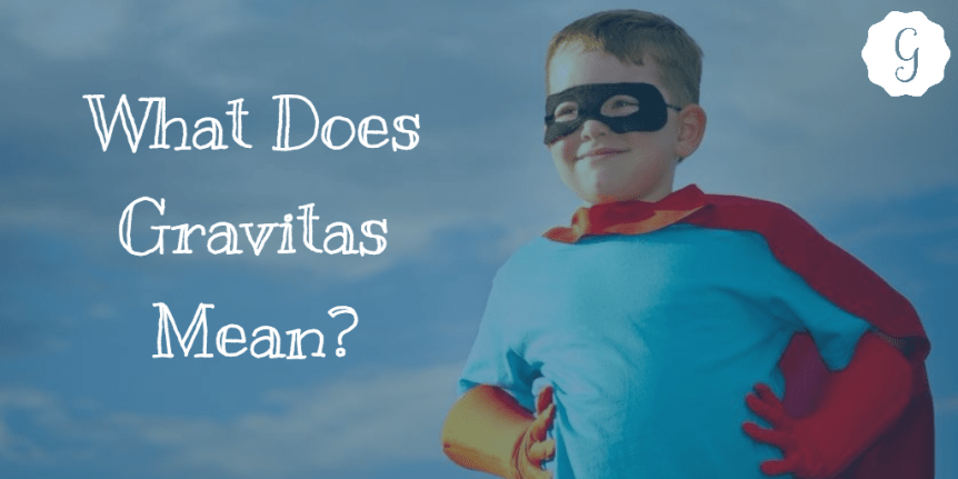 superhero gravitas kid