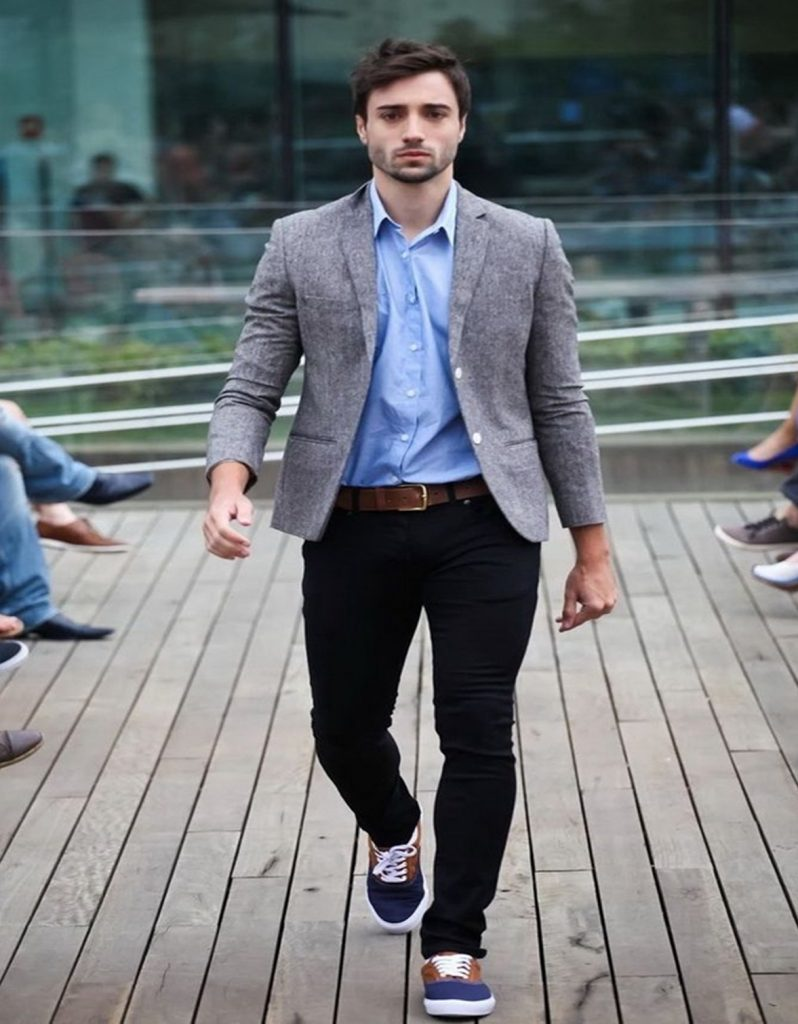 Relaxed Business Attire