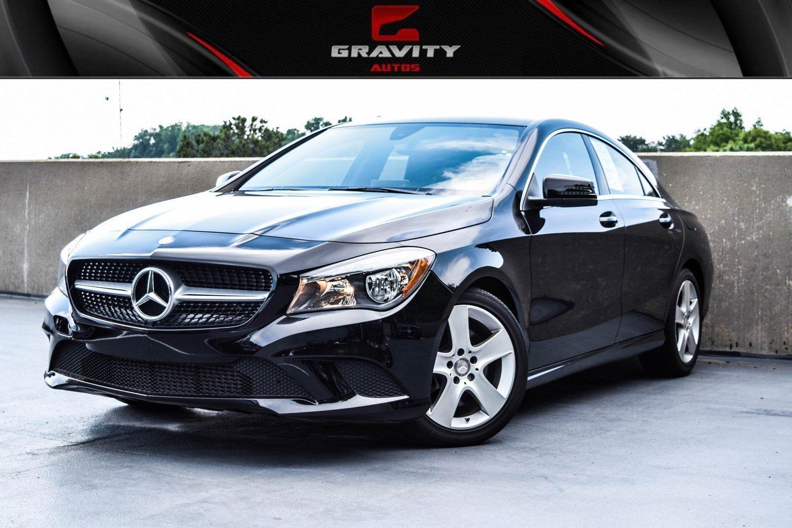 2015 Mercedes Benz Cla Class Cla 250 Stock 169591 For