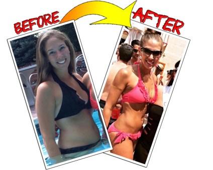 Rapid Fat Loss Program success