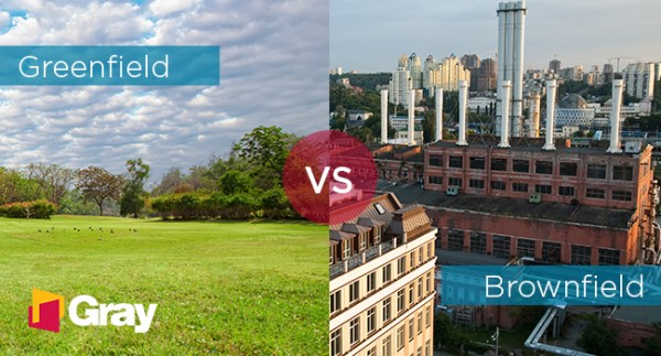 Greenfield vs. Brownfield: What's Better for Your ...