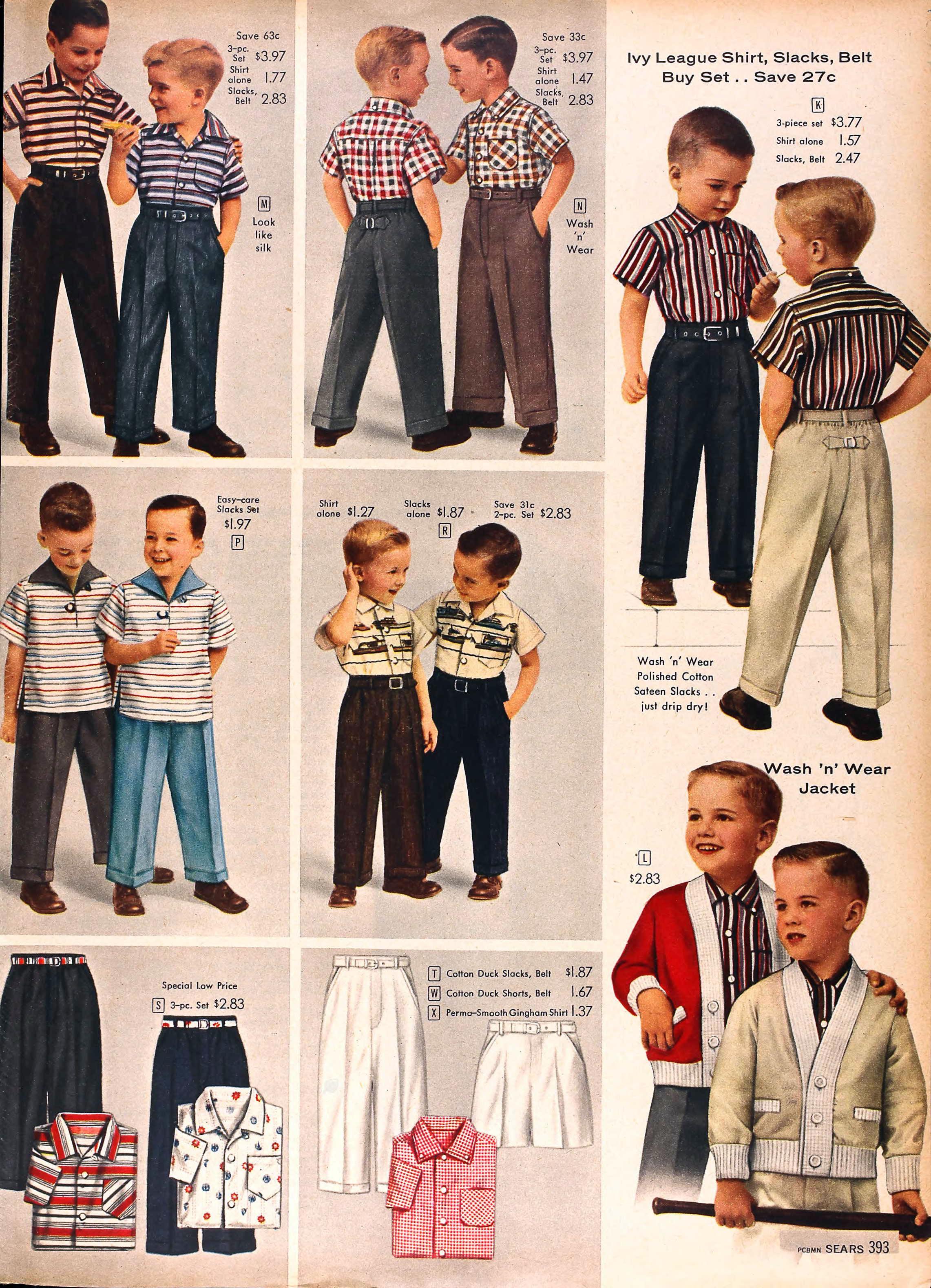Sears Catalog Highlights SpringSummer 1958
