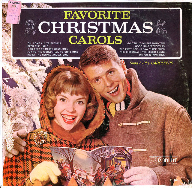 The Best Bizarre Christmas Album Covers Ever Part 2